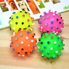 100% New Cute Pet Dog Shrilling Chew Ball Squeeze Scream Toy Teeth Clean Tool ZY