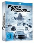 FAST AND FURIOUS 1-7 KOMPLETTE STAFFEL 1 2 3 4 5 6 7 FAST FURIOUS BLU-RAY