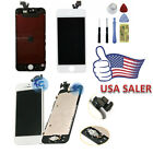 Repair Tool Kit + LCD Display Screen Digitizer Assembly Replacement For iPhone 5