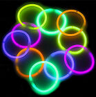"""Coming with Gift Box 100/200/300 8"""" Mix Glow Stick Light Necklace MO CA"""