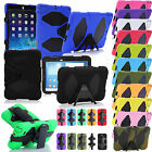 SHOCK DUST PROOF Heavy Duty Survivor Rubber Stand Case cover fr Phone Tablet Tab