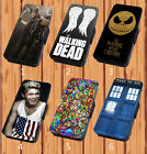 Daryl Dixon Niall Horan For Faux Leather Flip iPhone & Samsung Galaxy Case Cover