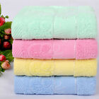 Luxury Soft Towels Bathroom Beach Wash Cotton Towel Washcloth Face Fitness US MO