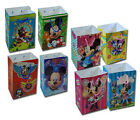 LOT 12 Disney GIFT GOODY BAGS BIRTHDAY PARTY FAVORS CARS MICKEY MINNIE PRINCESS