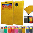 New Buffalo leather View Flip Case Cover For LG G3,G Vista,G3 Vigor,Beat,LG F70