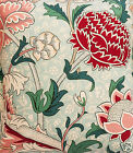 William Morris Cray Lined Curtains - Various Sizes