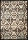 Black/Light Blue Safavieh Power Loomed Vintage Area Rugs - VTG572B