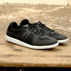 NEW Mens Swims Black White Luca Mesh Low Trainers Sneakers GENUINE RRP £100 BNIB