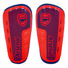 Arsenal FC Official Football Gift Shinguards Shinpads Red