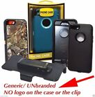 New Defender Camo Series Case W / Belt Clip FOR Apple iPhone 6 / iPhone 6 plus