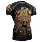 Mens Womens Skin Compression shirts baselayer Tight Sports shortsleeve Top S~4XL