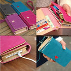 Multifunctional Luxury Envelope Handle Wallet Purse Phone Case for iPhone 5 5C