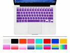 """Korean Letter Silicone US Keyboard Cover Skin Protector For Macbook Air 11.6 11"""""""
