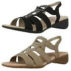 Ladies Remonte Smart Causal Sandals R5252