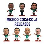 COCA-COLA MEXICO NATIONAL TEAM MICROSTARS - Choice of 29 Figures RED Base £1.29  on eBay