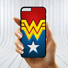 Wonder Woman Logo Movie Diana Prince Phone Cover Case