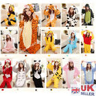 Adult Unisex Animal Fancydress Costume Cosplay Kigurumi Onesie Pyjamas Sleepwear