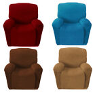 1Seater Recliner Armchair Slipcover Stretch Sofa Protector Couch Cover Easy Fit