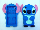 3D Cartoon Stitch Soft Silicone Case Cover For Various Mobile Phones