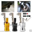 S M L XL Exhaust Turbo Whistle Pipe Sound Muffler Blow Off Valve Bov Simulator