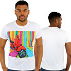 Classic Scooter Print Fitted T-Shirt Urban life Monkey Business HipHop Money