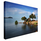 Malawi Lake in Africa Canvas Art Cheap Wall Print Home Interior