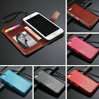 Flip PU Leather Photo Slot Card Stand Cover Wallet Case For iPhone 6 6Plus