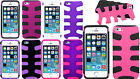 FOR IPHONE 5 / 5S Phone Case Hybrid Cute Fishbone Silicone Hard Cover Protector