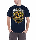Beartooth Fighting Official Mens New Blue T Shirt