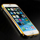 Ultra-thin Aluminum Metal Hard Frame Bumper Case Cover For iPhone 6 6 Plus eeo3=