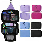 Fashion Hanging Waterproof Travel Wash Toiletry Bag Makeup Bag Organizer