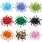 50g 2mm/3mm/4mm Mini Opaque Colours Round Glass Seed Beads Jewelry Findings