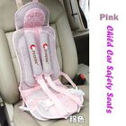 Protable Camo High Quality Safety Infant Child Baby Car Seat Seats Carrier Belt