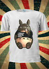 My Neighbor Totoro I Would Cuddle You So T-Shirt Vest Top Men Women Unisex 2042