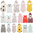 "Vaenait Newborn Infant Short Outfits Playsuit Grow ""Summer baby girls set""6-24M"