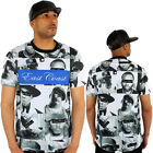 Kanye East Coast Rapers Long Drop Hi Low Tail T-Shirt Streetwear Hip Hop Dance