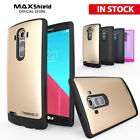 LG G4 Case, Genuine TAGGSHIELD [Slim Shield]  Dual Layer Protective Armor Case
