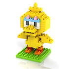 LOZ Building Blocks SpongeBob,Sesame Street,Santa Claus,Christmas Gifts Toys