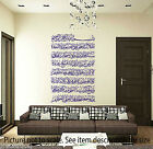 Islamic Wall Art Stickers Ayatul Kursi wall Decal Arabic Calligraphy 90cm X 56cm