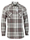 Old Navy (GAP) Mens Long Sleeves Cotton Check Casual Shirt Twin Pockets & Button
