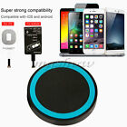 Universal QI Wireless Power Charger Charging Pad + USB Cable For Mobile Phones
