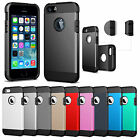 For Apple iPhone 5C Heavy Armor Rugged Skin Cover Tough Protective Case