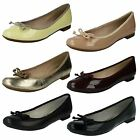 Ladies Clarks Flats Style - Carousel Ride