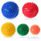 Spikey Massage Balls Spiky Yoga Stress Reflexology Tension Therapy 6 7 8 9 10cm