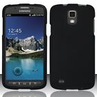 For Samsung Galaxy S4 S IV ACTIVE i537 Rubberized HARD Case Snap-On Phone Cover