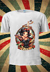 Disney Princess Snow White Seven Dwarf T Shirt Vest Top Men Women Unisex 128