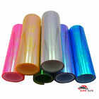 "Car headlights taillights lights tint protective chameleon vinyl film 12""x120"""