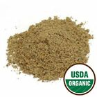 Milk Thistle Seed Powder - Organic Certified - Kosher Certified - Pick Quantity