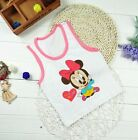 Baby Vest Clothes Playsuits One-Piece 1-4 Years Childre 3 Types for Choice