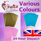 DL Envelopes for Greeting Cards 110 x 220mm | 100gsm Quality | ALL COLOURS